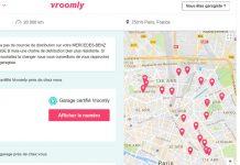 Vroomly est un comparateur de prix en ligne