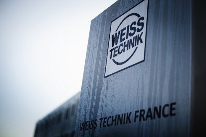 Weiss Technik France - Site d'Eragny