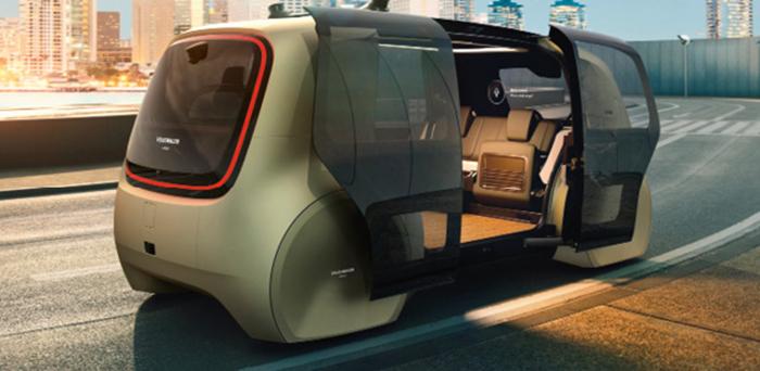 concept-car SEDRIC, Volkswagen