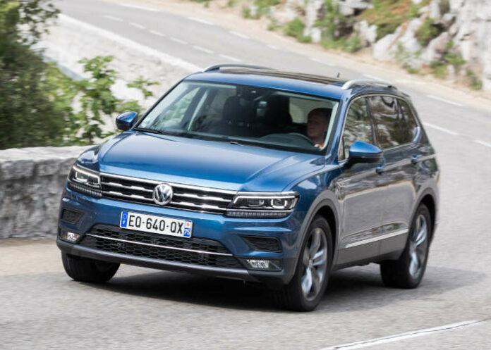 Volkswagen Tiguan Allspace avant