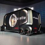 CES 2018 - Toyota e-Palette