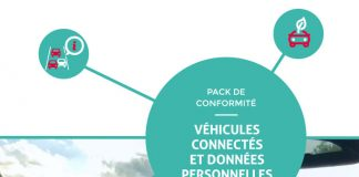CNIL pack vehicules connectes