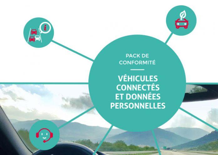 CNIL pack vehicules connectes