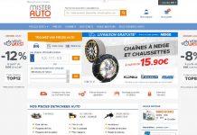 De nouvelles offres de l'enseigne Mister Auto