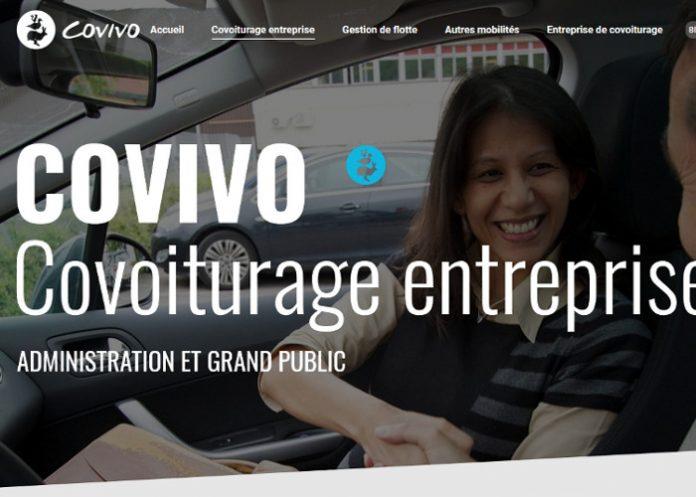 Covivo-Roulez Malin lance le 15 janvier une plate-forme de covoiturage pour les employés de Rouen