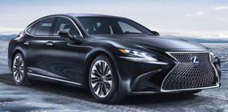 Modèles 2018 - Lexus LS 500h