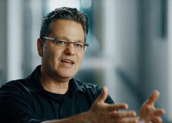Maarten Sierhuis, directeur du Nissan Research Center dans la Silicon Valley