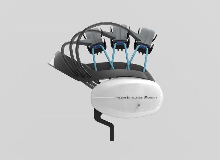 Nissan Brain-to-Vehicle technology - Headset