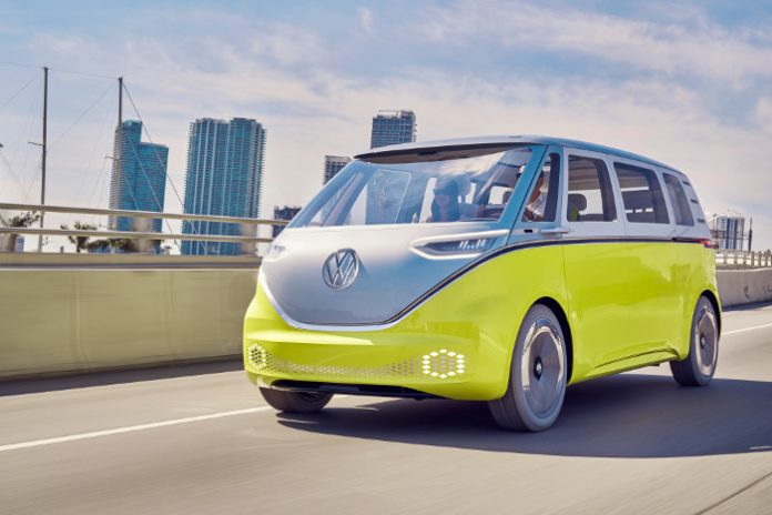 Volkswagen Nvidia