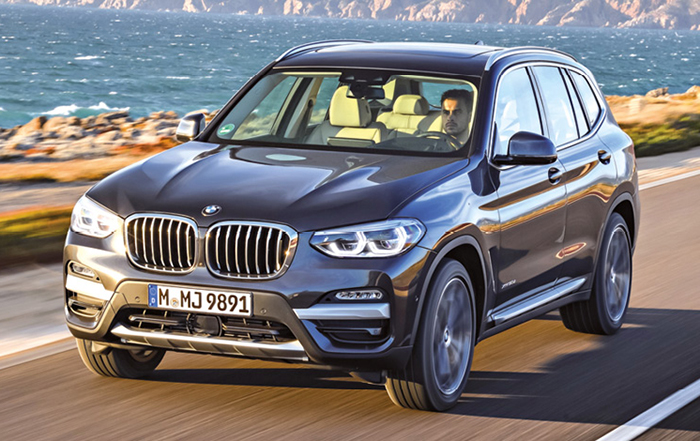 essai bmw x3 20d xdrive des prestations en nette hausse. Black Bedroom Furniture Sets. Home Design Ideas