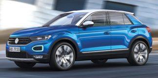 Modèles 2018 SUV - Volkswagen T-Roc