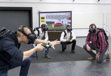 Audi a intégrer la réalité virtuelle dans sa chaîne de production