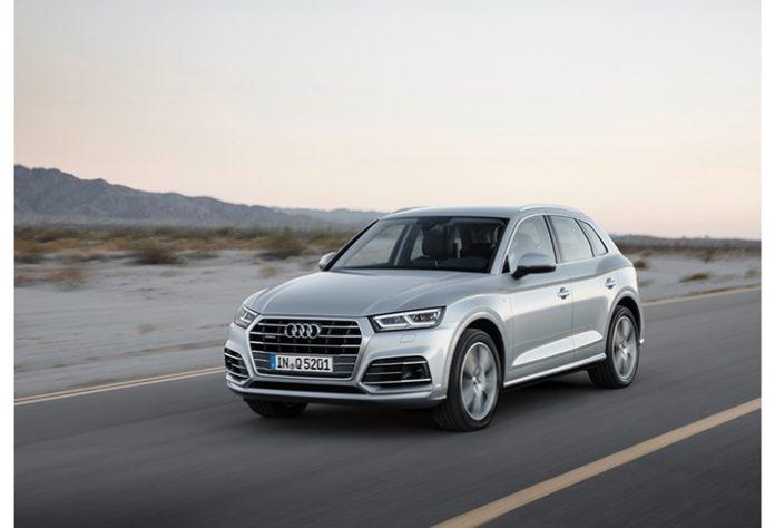 Gammes 2018 Audi - Audi Q5
