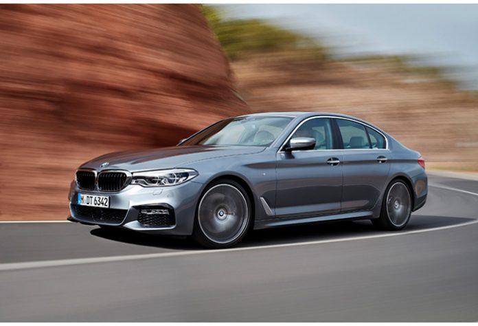 Gammes 2018 BMW - BMW Série 5