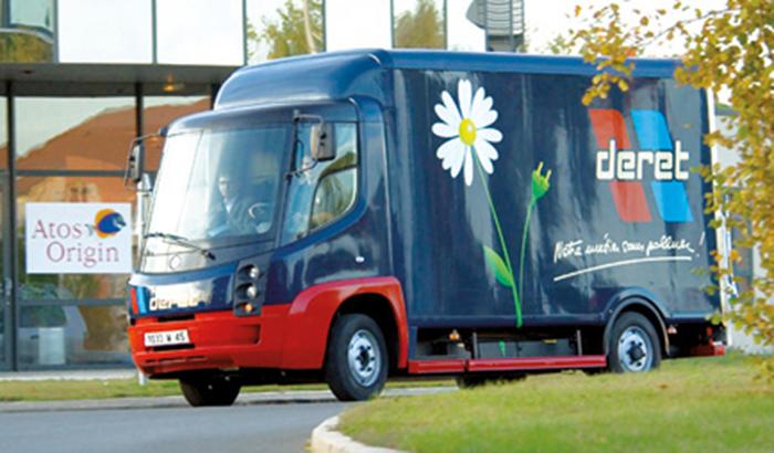 … destinés aux livraisons en centre-ville. Mis à la route il y a huit ans, ces véhicules électriques sont toujours opérationnels.