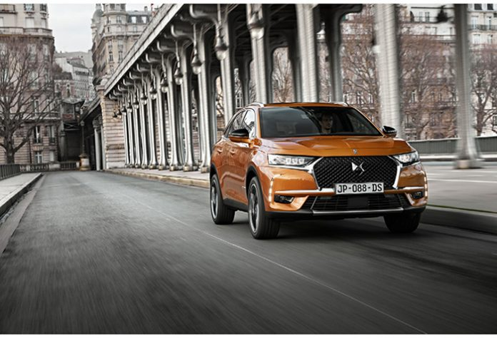 Gammes 2018 DS - DS 7 Crossback
