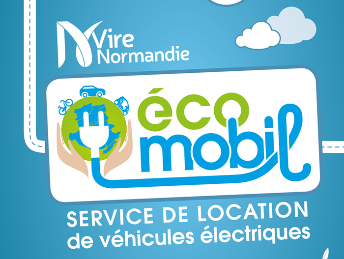 Ecomobil Vire Normandie logo
