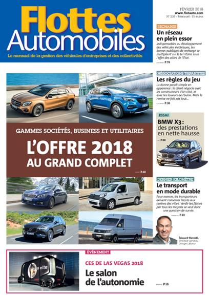 Flottes Automobiles N°235