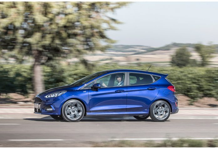 Gammes 2018 Ford - Ford Fiesta