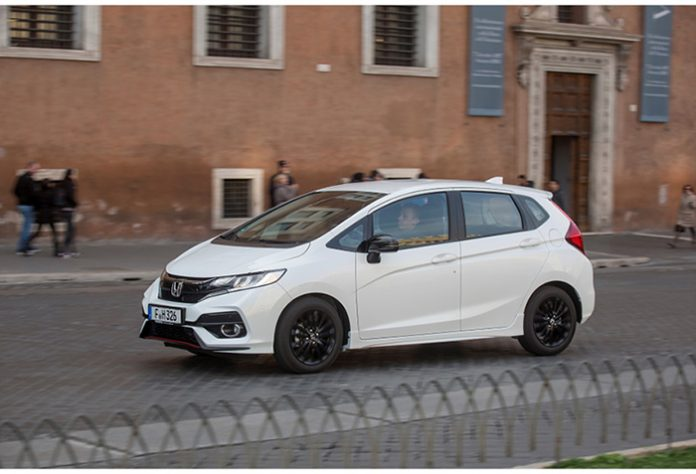 Gammes 2018 Honda - Honda Jazz
