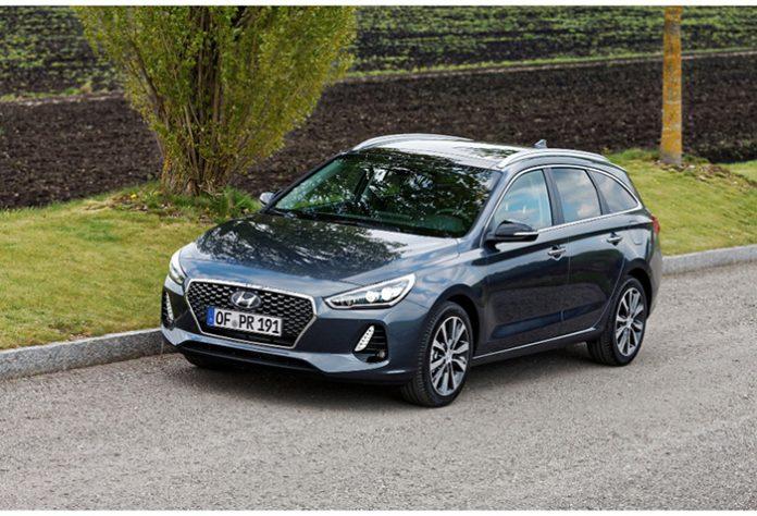 Gammes 2018 Hyundai - Hyundai i30 SW