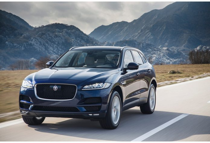 Gammes 2018 Jaguar - Jaguar F-Pace