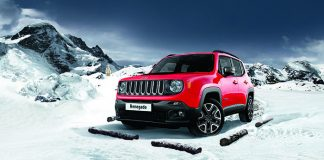 Gammes 2018 Jeep- Jeep Renegade
