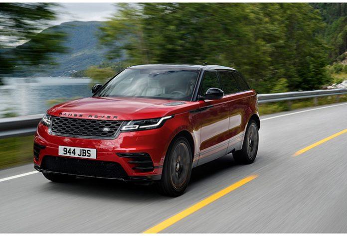 Gammes 2018 Land Rover - Land Rover Range Rover Velar