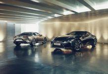 Lexus hybride LC 500