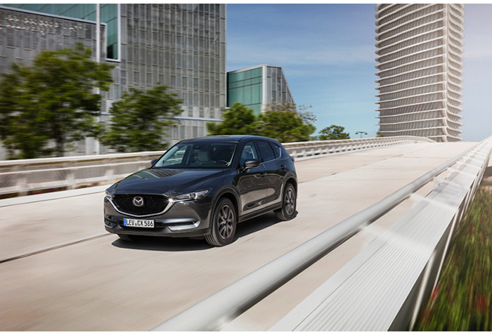 Gammes 2018 Mazda - Mazda CX-5