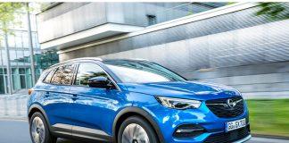 Gammes 2018 Opel - Opel Grandland X