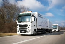 Platooning project Man