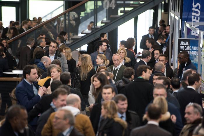 Rencontres Flottes Automobiles 2018 – Nef de la Grande Halle, la Villette © Christophe Fillieule
