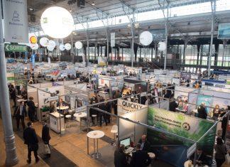 Rencontres Flottes Automobiles 2018 - Nef de la Grande Halle, la Villette