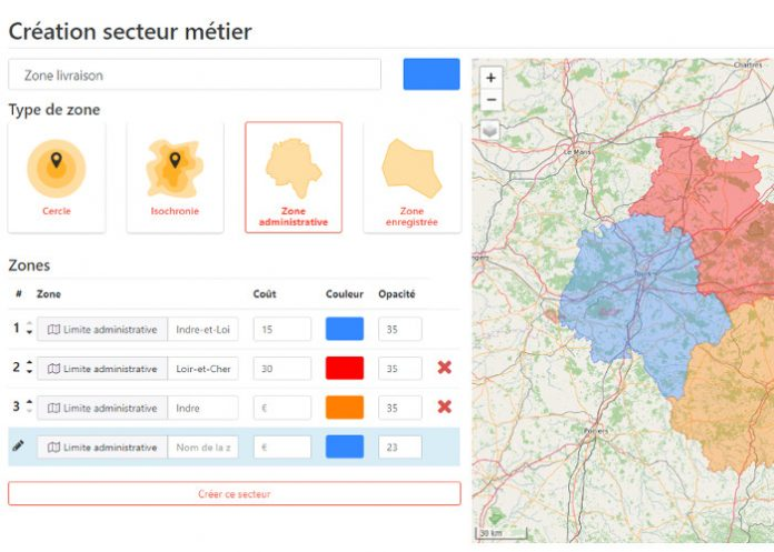 Suivideflotte.net a lancer de nouvelles fonctionnalités sur son application