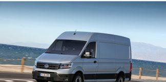Gammes 2018 Volkswagen - Volkswagen Crafter