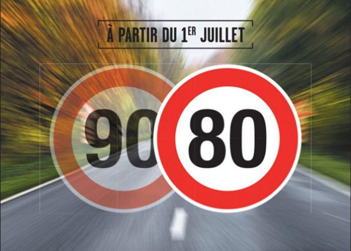 Campagne 80 km/h