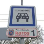 karos breuillet place reservee covoiturage