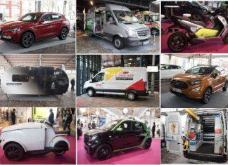 Rencontres Flottes Automobiles 2018 - Plus de cinquante véhicules exposés