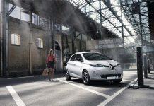 Renault Zoé batterie