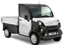 Le nouveau D-Truck de Aixam-Pro