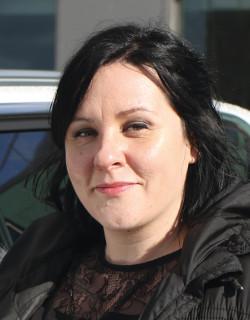 Fanny Amé, gestionnaire du parc véhicules légers, Axéréal Service
