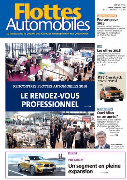 Flottes Automobiles N°236