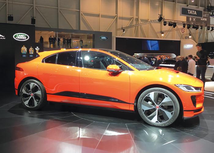 Genève 2018 Jaguar I-Pace