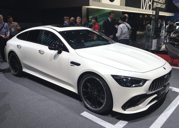 Genève 2018 Mercedes CLS AMG GT 5 portes