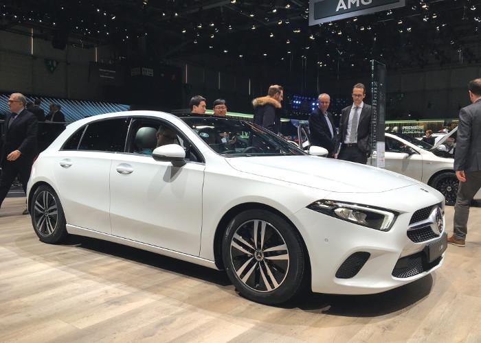 Genève 2018 Mercedes Classe A