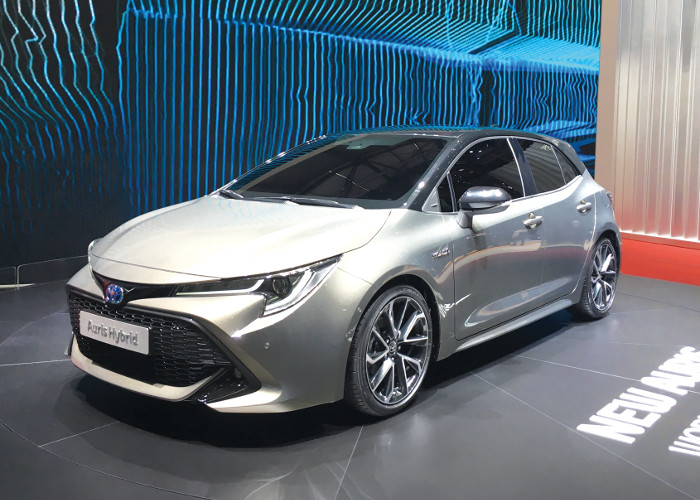 Genève 2018 Toyota Auris