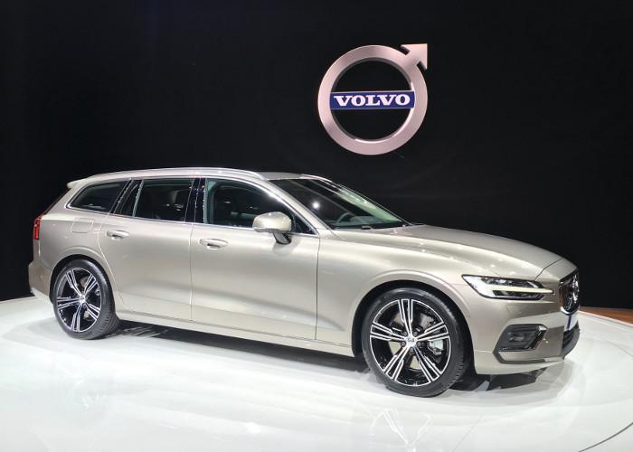 Genève 2018 Volvo V60