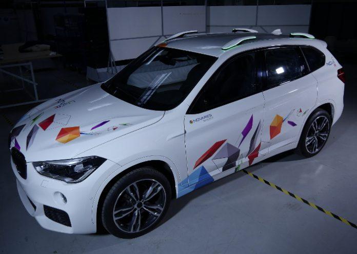 La nouvelle concept car de Novares