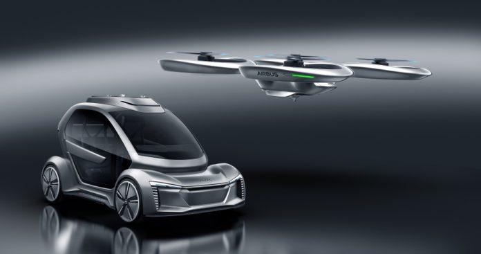 Concept-car Pop Up Next